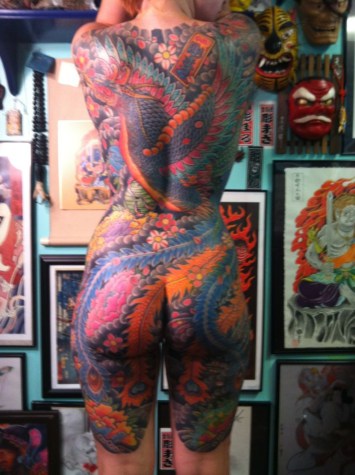 Ancient-Ink-Luar-phoenix-full-back-tattoo