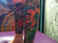 Ancient-Ink-Luar-lotus-lower-legs-tattoo